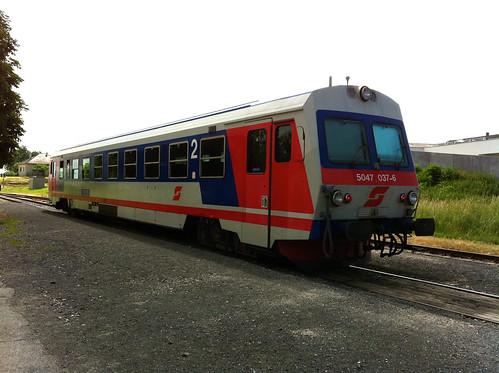 Burgenland OeBB Trains - 1