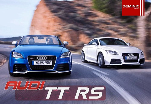 AUDI TT / TTS / TTRS FOR SALES IN SINGAPORE