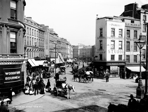 Patrick Street, Cork from Daunt's Square