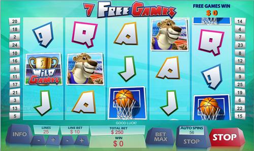 free Wild Games Free Spins