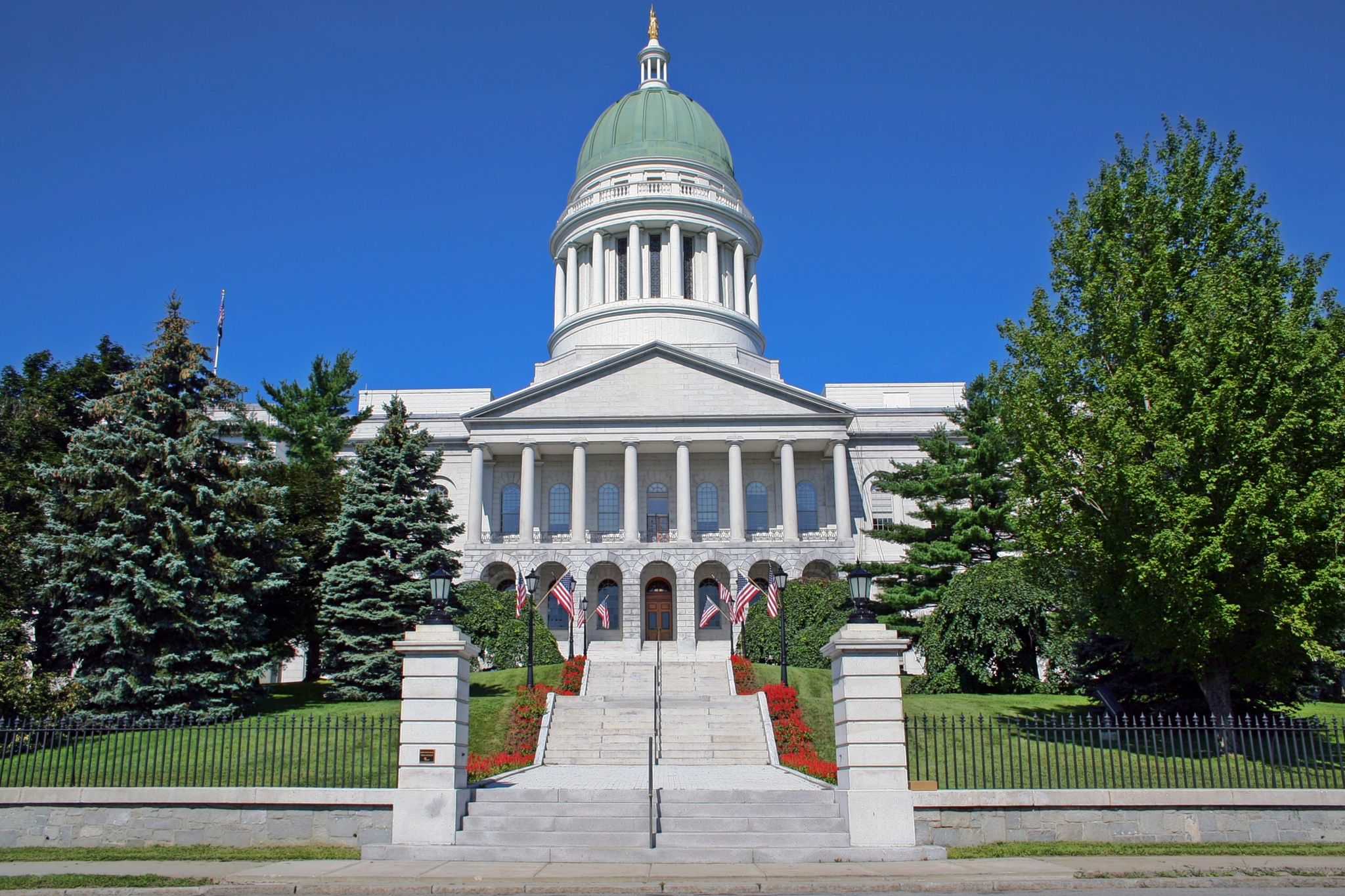 Maine State Cities