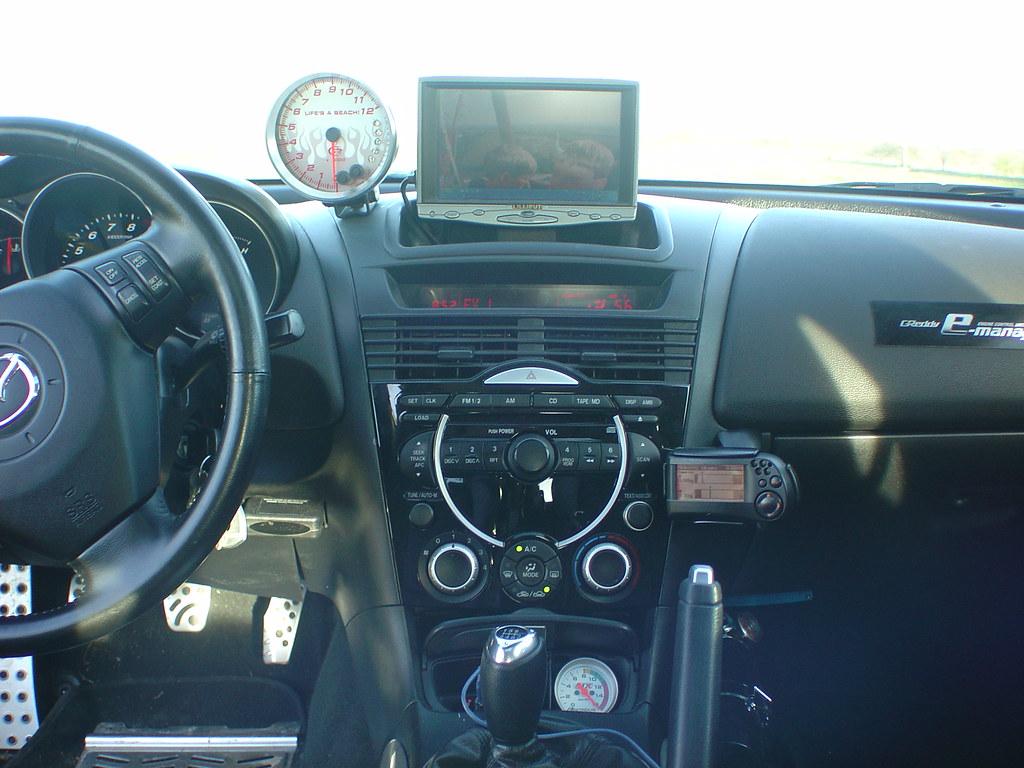 Mazda Rx8 Interior