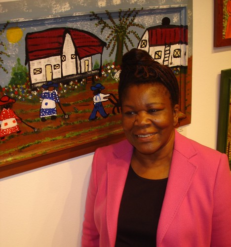 Bertha Renter Harris, Shreveport by trudeau