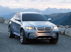 automobile, automotive exterior, bmw, sport utility vehicle, executive car, wheel, vehicle, automotive design, compact sport utility vehicle, bmw concept x6 activehybrid, bmw x5 (e53), bumper, bmw x6, land vehicle, luxury vehicle,