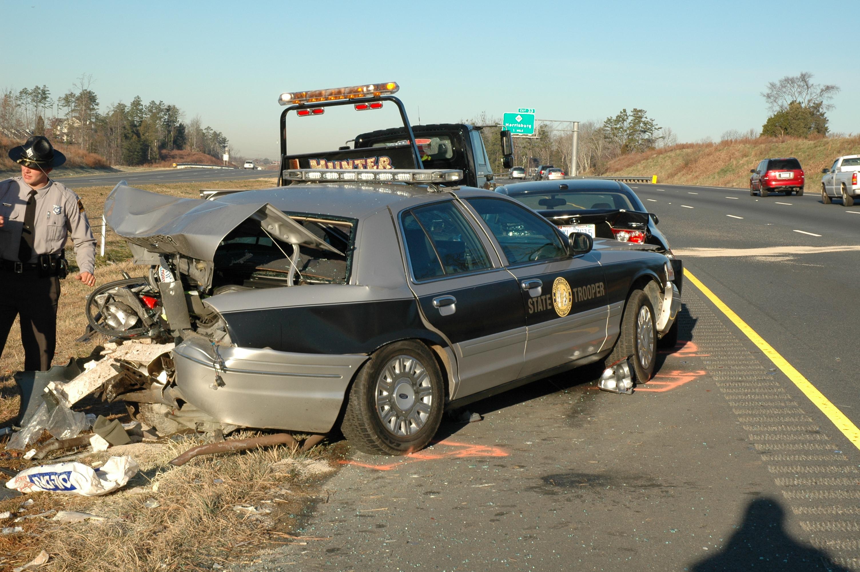 Car Accident Wilmington Nc November