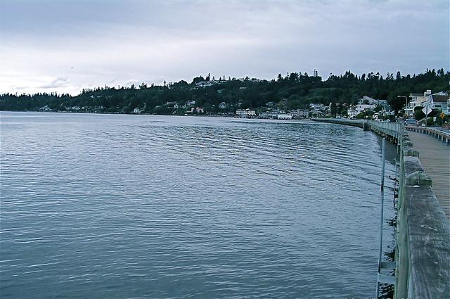 Tacoma To Seattle >> Puget Sound at Redondo Beach Washington | Flickr - Photo ...