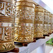 Prayer Wheels Aichi Expo