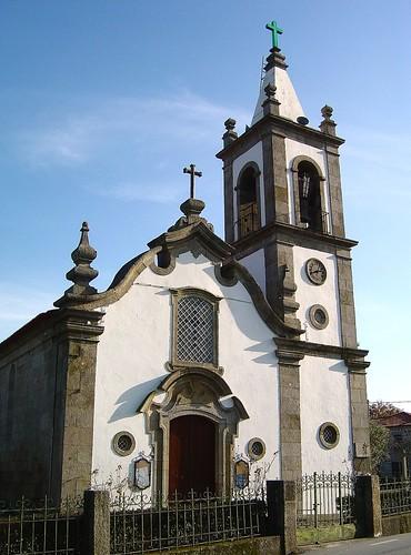 Igreja Matriz de Fataunços - Portugal