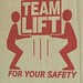 Go! Team! Lift! by Gribiche