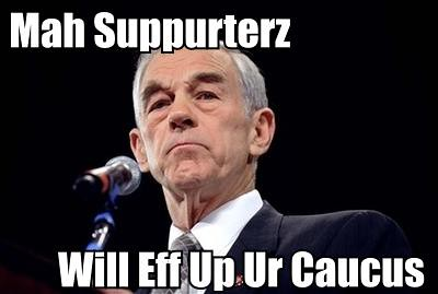 Ron Paul Supporturz, They Iz Still Active