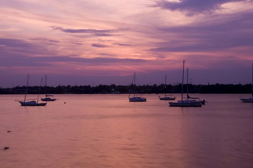 sunset lowlight nj riverton