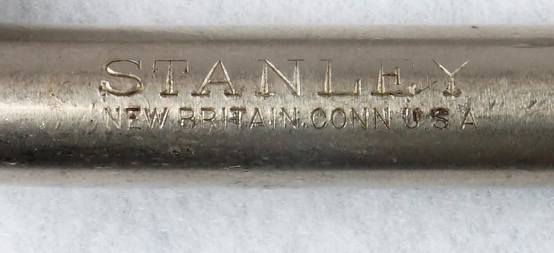 RD14631 Vintage Stanley Ratcheting Bit Brace Hand Drill x 3 - 6 DSC08862