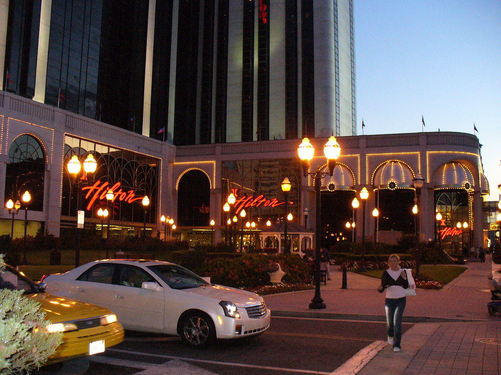 The Atlantic City Hilton
