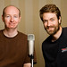 David Reid and Rich Bowen, your hosts for the FeatherCast by Ted Leung