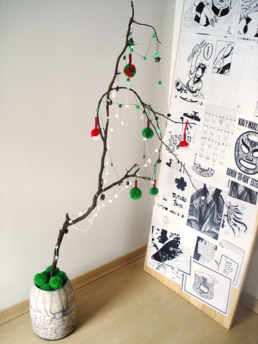 My alternative Christmas Tree...