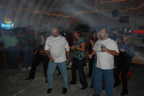 friends party fun dancing 2007 newyearseve2007 december2007 december31st2007 angiernorthcarolina