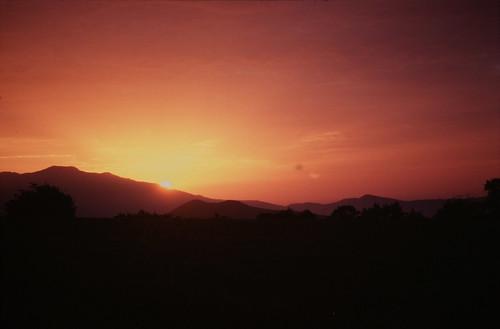 sunset tanzania africansunsets iringaregion bulongwa livingstonemountains njombedistrict