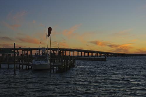 bridge sunset florida destin walton