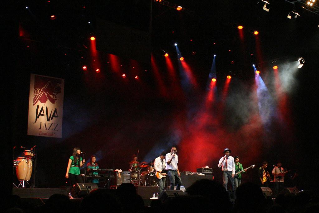 RAN @ Java Jazz Festival 2008