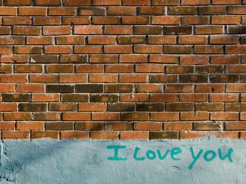 I love you (again)