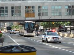 NYPD Convoy