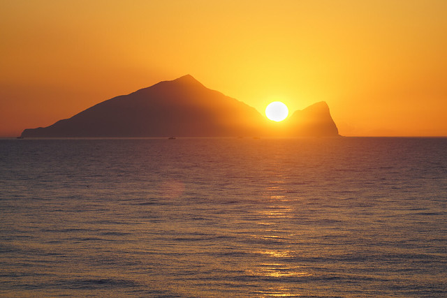 Turtle Island Sunrise
