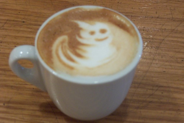 Ghostie machiatto