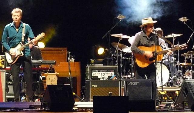 Wilco, 11 de Noviembre de 2007, Palacio Euskalduna (Bilbao).