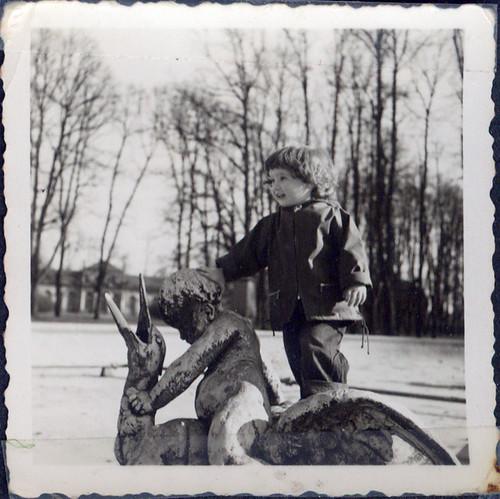 1957 Friihjahn 1957 Schruetzingen BL8 100TEL