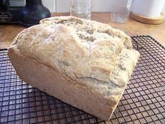 Oatmeal Soda Bread