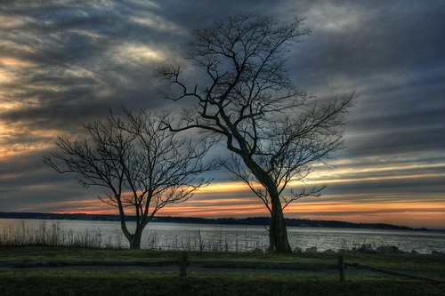 sunset nature water night cloudy soe hdr caumsettstatepark abigfave lloydharbor