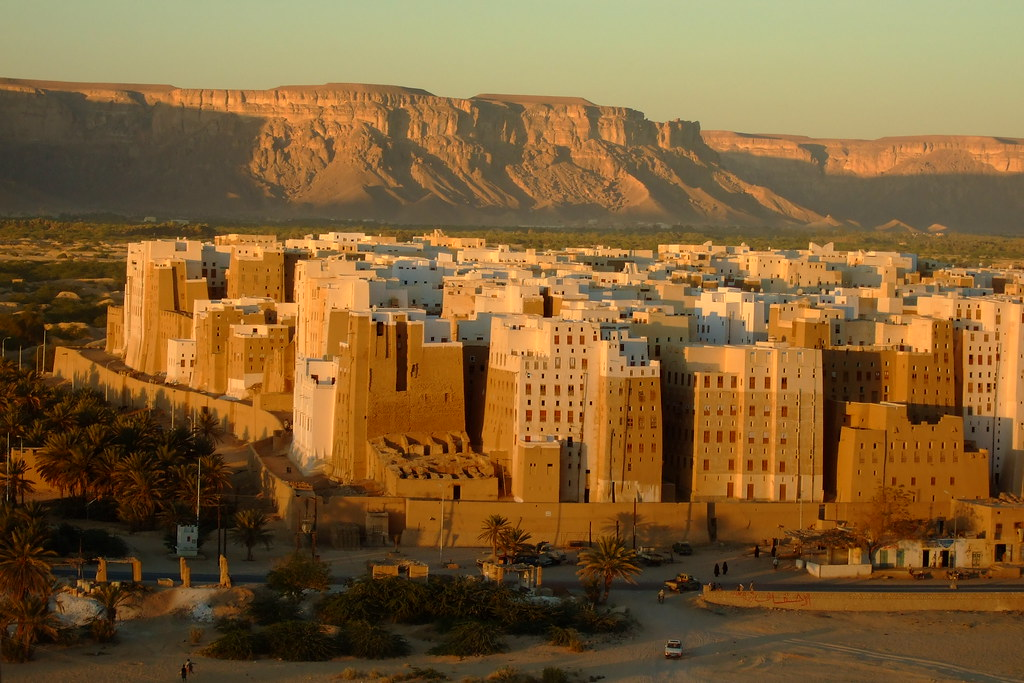Shibam the oldest city of skyscrapers in the world Oldest city in the world