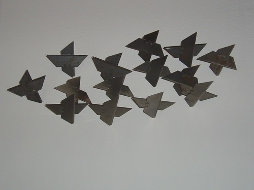 "Nathan Cordero ""Razor Birds"""