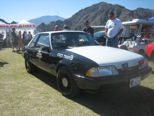 Luxury Classic Cars Ford Ssp Mustang Police State