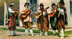 Payadores, Folklore Argentino