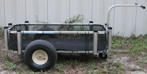 Complete free surf kayak plans using the plan for Pvc fishing cart