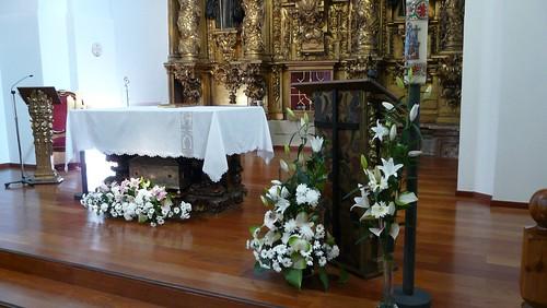 Monasterio de Sta María de Carbajal, León