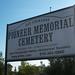 CHL# 753 - Pioneer Memorial Cemetery