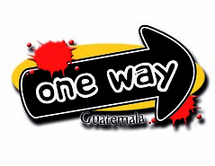 logo One way digital1 copia by amslerPIX