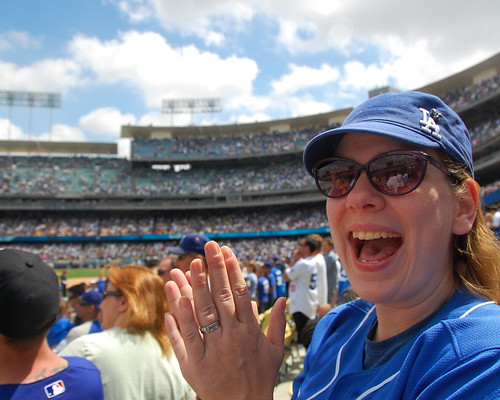 Time for Dodger Baseball!