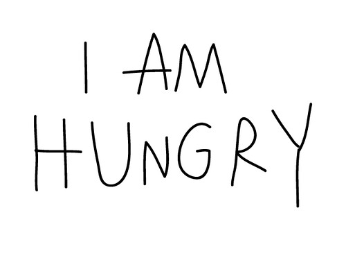 i am hungry logo design | Flickr - Photo Sharing!