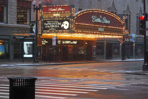 cadillac theater chicago flickr photo sharing. Cars Review. Best American Auto & Cars Review