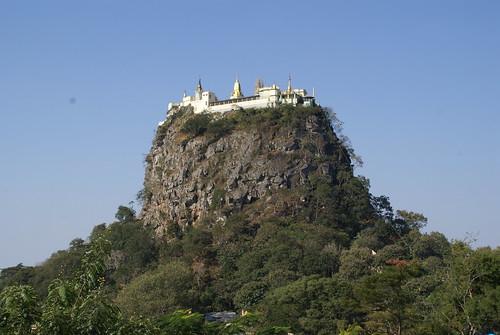 Myanmar: Mount Popa