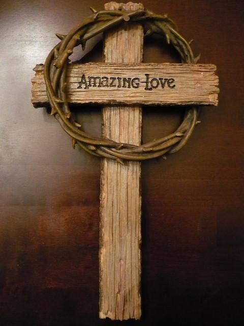 Header of Amazing Love