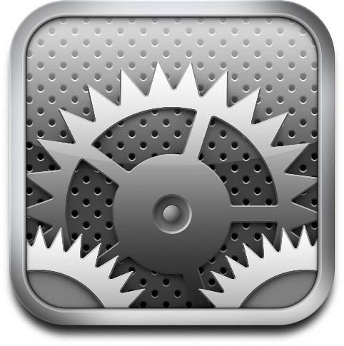 iPhone / iPod touch Settings Icon | Flickr - Photo Sharing!