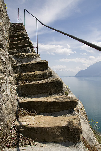 Steep steps | Flickr - Photo Sharing!