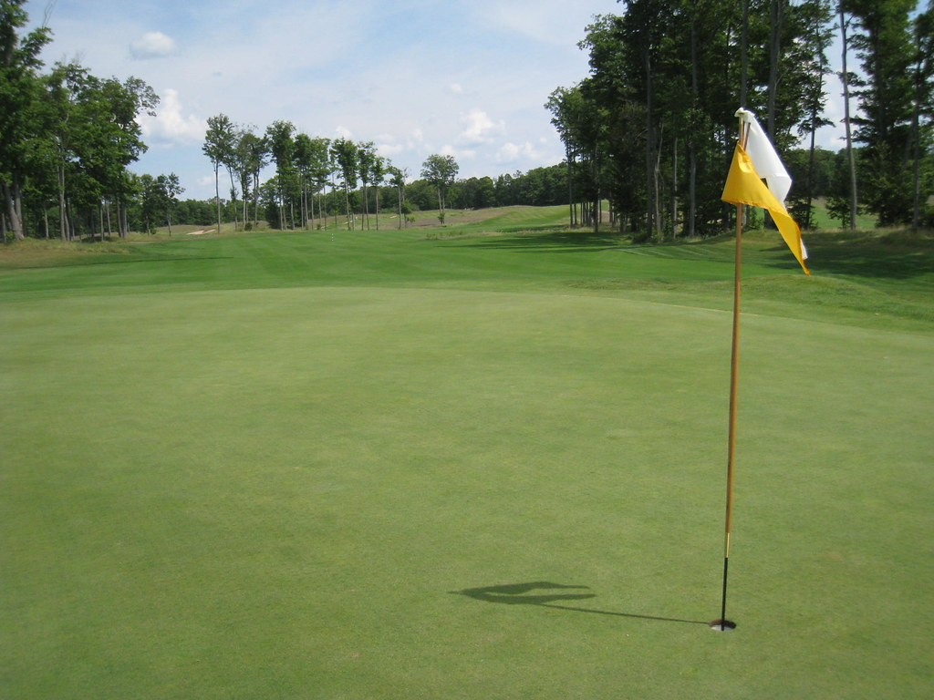 Treetops Golf Resort - Rick Smith Tradition Course, Gaylord, Michigan