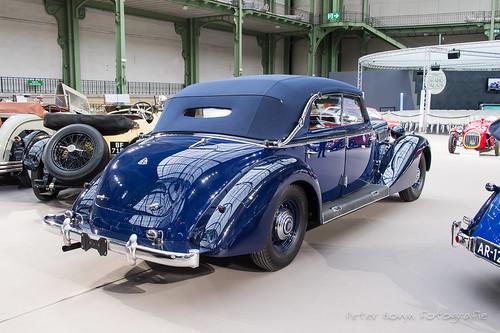 Maybach SW 38 Spezial-Cabriolet - 1939