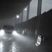 Car in Fog