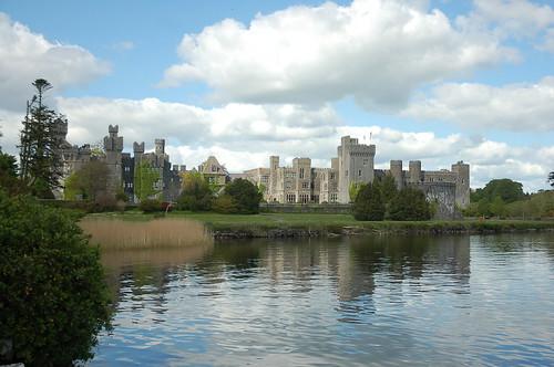 Ashford Castle.